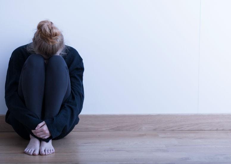 Pige med spiseforstyrrelse